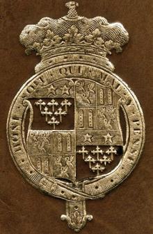Fiennes-Pelham-Clinton, Henry Pelham, 4th Duke of Newcastle-under-Lyme (1785 - 1851) (Stamp 5)