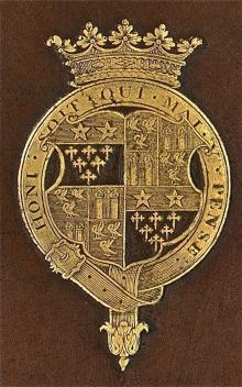 Fiennes-Pelham-Clinton, Henry Pelham, 4th Duke of Newcastle-under-Lyme (1785 - 1851) (Stamp 8)