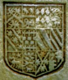Finch, Moyle, Sir (1550 - 1614) (Stamp 1)