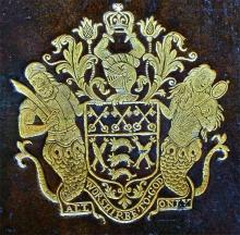 Fishmongers Company of London (Stamp 1)
