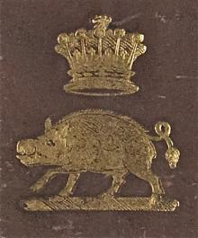 Fitzgibbon, Richard Hobart, 3rd Earl of Clare (1793 - 1864) (Stamp 5)