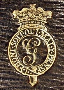 Fitzroy, Augustus Henry, 3rd Duke of Grafton  (1735 - 1811) (Stamp 1)
