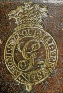 Fitzroy, Augustus Henry, 3rd Duke of Grafton  (1735 - 1811) (Stamp 2)