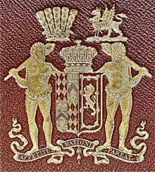 Fitzwilliam, Charles William Wentworth, 5th Earl Fitzwilliam  (1786 - 1857) (Stamp 2)