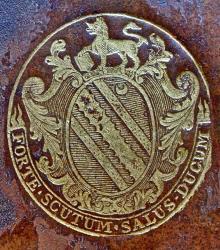 Fortescue, Thomas (1683 - 1769) (Stamp 1)