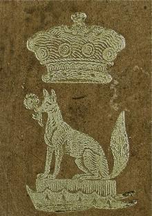 Fox, Henry Richard, 3rd Baron Holland  (1773 - 1840) (Stamp 1)