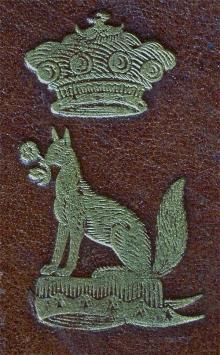 Fox, Henry Richard, 3rd Baron Holland  (1773 - 1840) (Stamp 2)