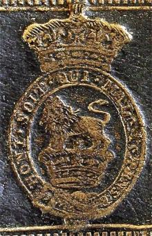Frederick Augustus, Duke of York and Albany  (1763 - 1827) (Stamp 2)