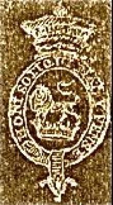 Frederick Augustus, Duke of York and Albany  (1763 - 1827) (Stamp 3)