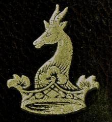 Freer, Richard Lane (1804 - 1863) (Stamp 1)