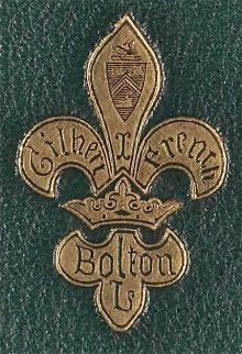 French, Gilbert James (1804 - 1866) (Stamp 1)