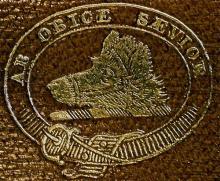 Galbraith, George Lyle (Stamp 1)
