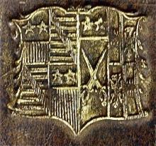 Gardemau, Balthazar (1656-1739)  (Stamp 1)