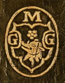 Gardyne, Gilbert (Stamp 1)
