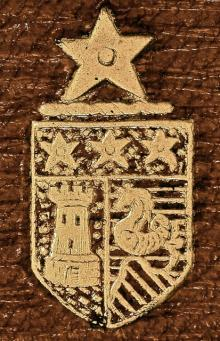 Garrick, David (1717 - 1779) (Stamp 2)