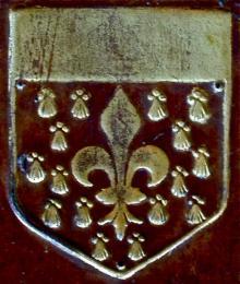 Gayer, John, Sir (Stamp 1)