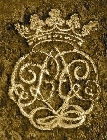 George, Prince of Denmark  (1653 - 1708) (Stamp 3)