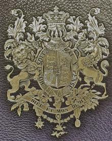 George William Frederick Charles, 2nd Duke of Cambridge  (1819 - 1904) (Stamp 1)