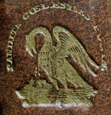 Gibson-Craig, James Thomas (1799 - 1886) (Stamp 2)