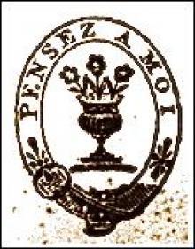 Giles, James (1866)  (Stamp 1)