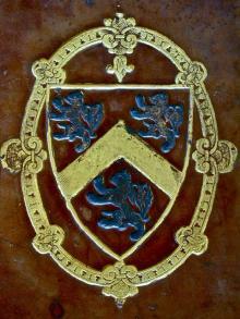 Goad, Roger (1538 - 1610) (Stamp 1)