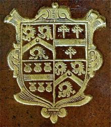 Godfrey, Thomas (1584 - 1664) (Stamp 1)