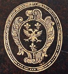 Godolphin, Henry (1648 - 1733) (Stamp 1)