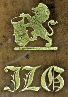Goldsmid, Isaac Lyon, Sir, Baronet (1778 - 1859) (Stamp 1)