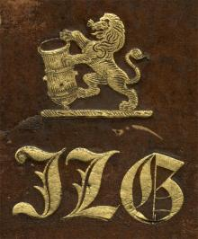 Goldsmid, Isaac Lyon, Sir, Baronet (1778 - 1859) (Stamp 4)