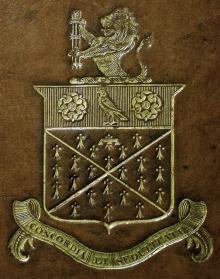Goldsmid, John Louis (1789 - 1835) (Stamp 1)