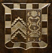 Gonville and Caius College Cambridge (Stamp 2)