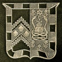 Gonville and Caius College Cambridge (Stamp 4)