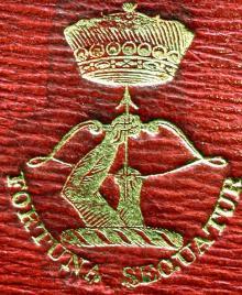 Gordon, George Hamilton, 4th Earl of Aberdeen  (1784 - 1860) (Stamp 2)