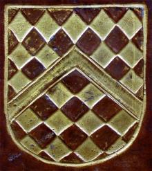 Gorges, John (1593 - 1656) (Stamp 1)