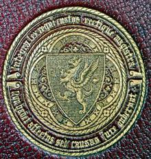 Gray's Inn (Stamp 2)