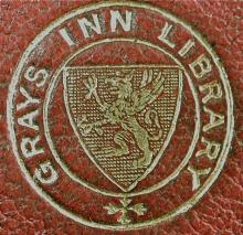Gray's Inn (Stamp 3)