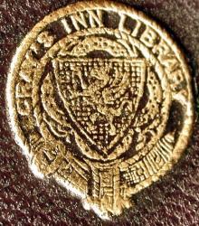 Gray's Inn (Stamp 4)