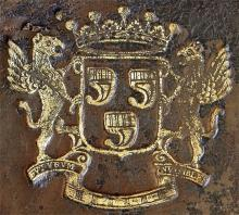 Grenville, John, 1st Earl of Bath  (1628 - 1701) (Stamp 1)