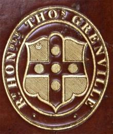 Grenville, Thomas (1755 - 1846) (Stamp 1)