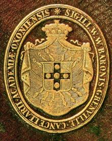 Grenville, William Wyndham, Baron (1759 - 1834) (Stamp 1)