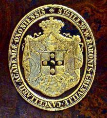 Grenville, William Wyndham, Baron (1759 - 1834) (Stamp 2)