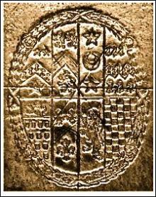 Gresham, James (Stamp 1)