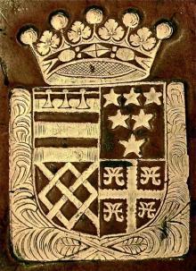 Grey, Thomas, 2nd Earl of Stamford (1654 - 1720) (Stamp 1)
