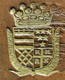 Grey, Thomas, 2nd Earl of Stamford (1654 - 1720) (Stamp 2)