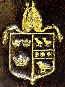 Gunning, Peter, Bishop of Ely (1614 - 1684) (Stamp 1)