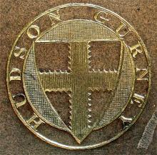 Gurney, Hudson (1775 - 1864) (Stamp 2)