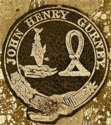 Gurney, John Henry (1819 - 1890) (Stamp 1)