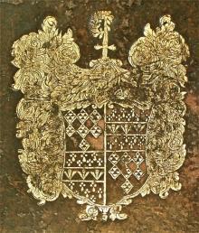 Guy, Henry (1631 - 1711) (Stamp 1)