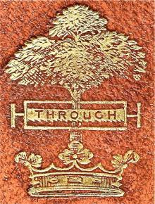 Hamilton, Charles John James, Sir, 3rd Baronet, of Trebinshun House (1810 - 1892) (Stamp 1)