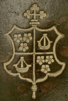 Hamilton, John, Archbishop of St. Andrews (1521 - 1571) (Stamp 2)